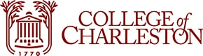 The logo for College of Charleston South Carolina