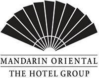 The logo for Mandarin Oriental Hotel Group