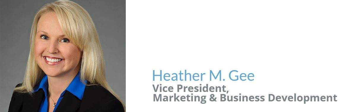 Photograph of Heather Gee Vp of Marketing and Business Development at ISES Corporation