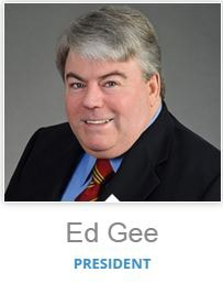 Photograph of Ed Gee President of ISES Corporation