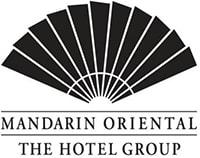 The logo for Mandarin Oriental Hotel Group