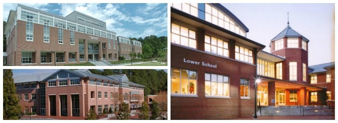 Lovett School Collage