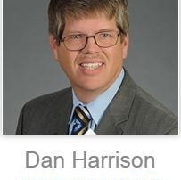 Photograph of Dan Harrison Executive VP & General Manager at ISES Corporation