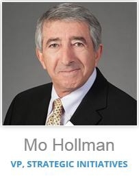 Photograph of Mo Hollman VP of Strategic Initiatives at ISES Corporation